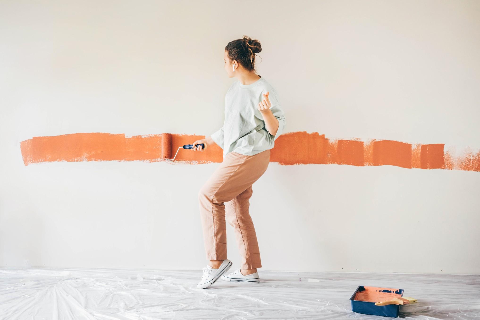 Pourquoi choisir des peintures naturelles ?